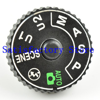 Original For Nikon D600 D610 Top Cover Mode dial switch button Top shell mode camera repair part image