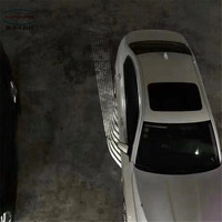Car styling LED Ghost Courtesy Angel Wing projector Light For BMW car accessories motorcycle Car Angel Wings lights