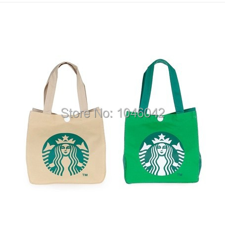 Us 1259 Fashion Starbucks Logo Lunch Bagwomen Handbag Small Oxford Casual Food Bag In Lunch Bags From Luggage Bags On Aliexpresscom Alibaba
