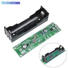 Chargeur de batterie au Lithium 5V 18650, carte de Protection, Module Boost Up, Charge et décharge en même temps, Circuit UPS Li-ion