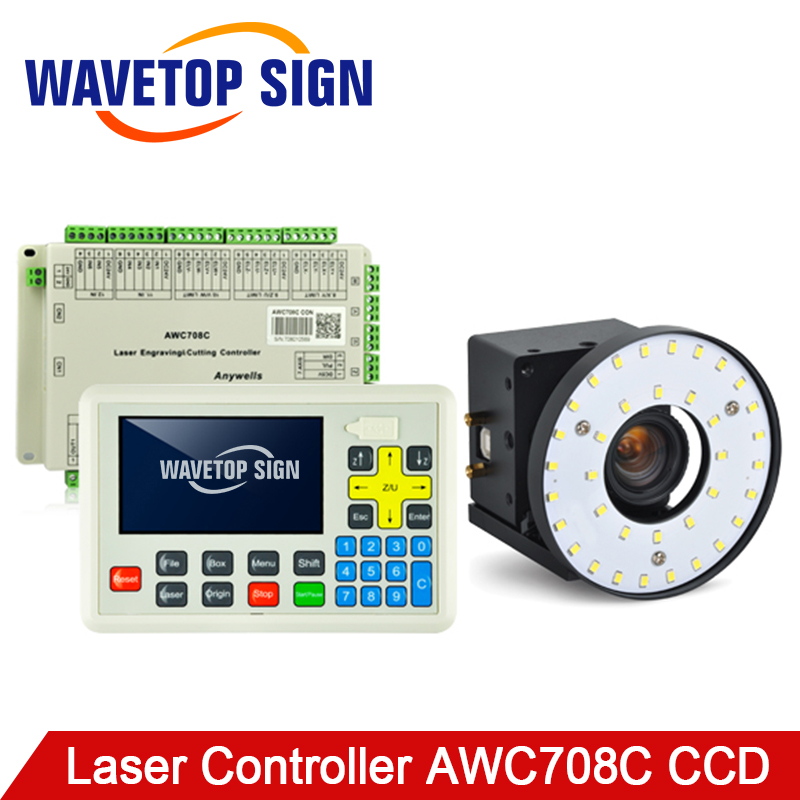 AWC708C CCD vision positioning co2 Laser controller system laser machine ccd control systemfor Laser Cutter Engraver Machine awc708c ccd vision positioning co2 laser controller system laser machine ccd control systemfor laser cutter engraver machine