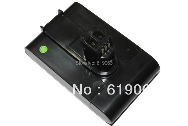 22.2v 2000mAh Li-ion Battery for Dyson DC31 DC34 DC35 Vacuum Cleaner