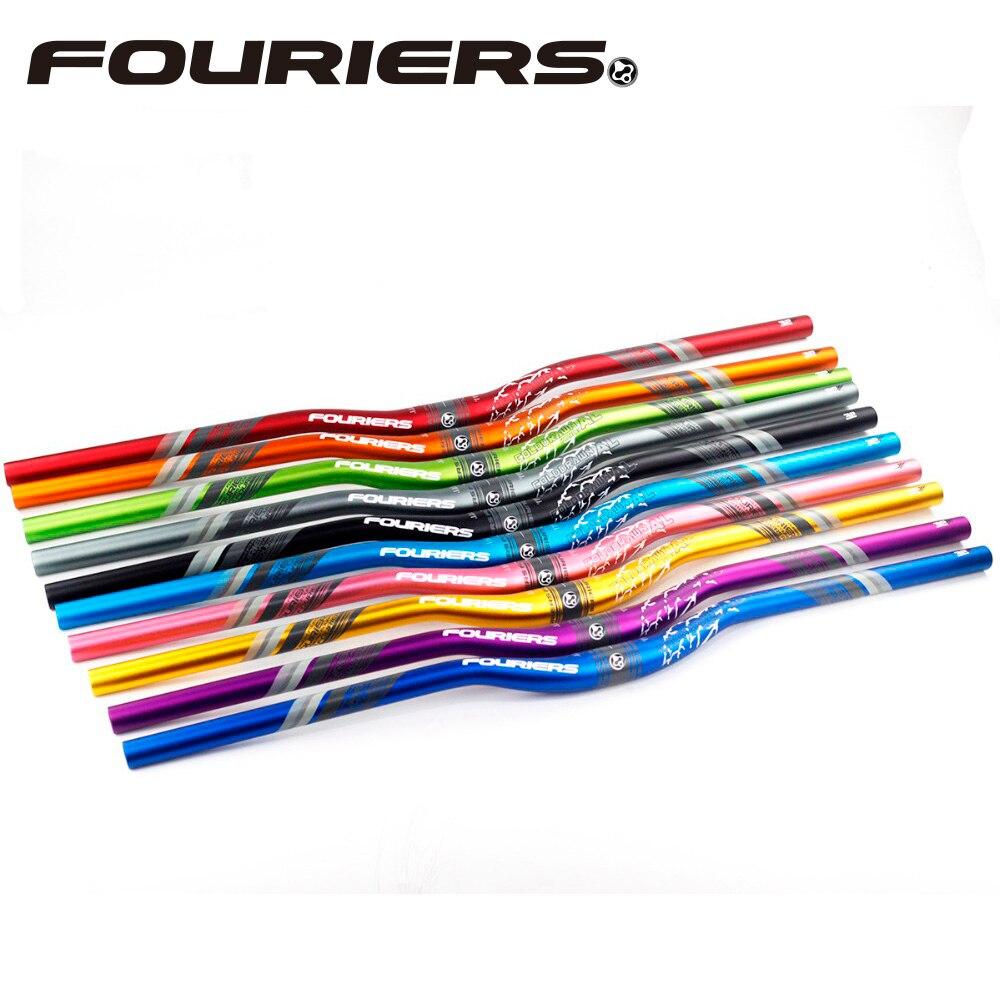 Fouriers HB-MB011-n2 Bike Riser Handlebar AM FR XC DH Bar 31.8mm x 780mm 25mm Rise цена
