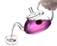 1 ADET Zarif Çiçek kahve bardağı demlik Cam Çaydanlıklar Isıya Dayanıklı Cam Çaydanlık Gongfu çay makinesi Çay Filtresi Ile JN 1011|maker|maker coffee  -