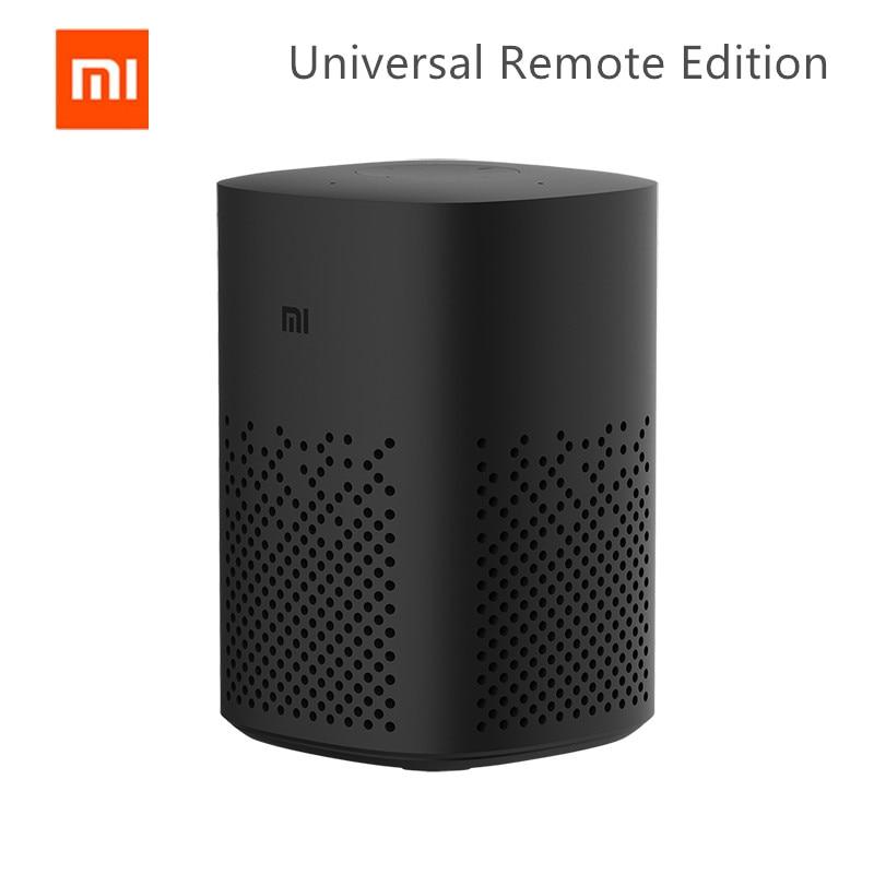 Xiaomi mijia AI беспроводной bluetooth динамик универсальный пульт дистанционного управления WiFi 4 инфракрасных датчика стерео смарт динамик с микрофоном