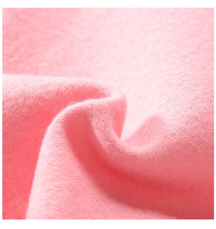Cute Ball Ice Cream Girls Sweatshirt Autumn Winter Thick Warm Kids Sweatshirts for Girl O-neck Long Sleeve Children Top Clothing 13