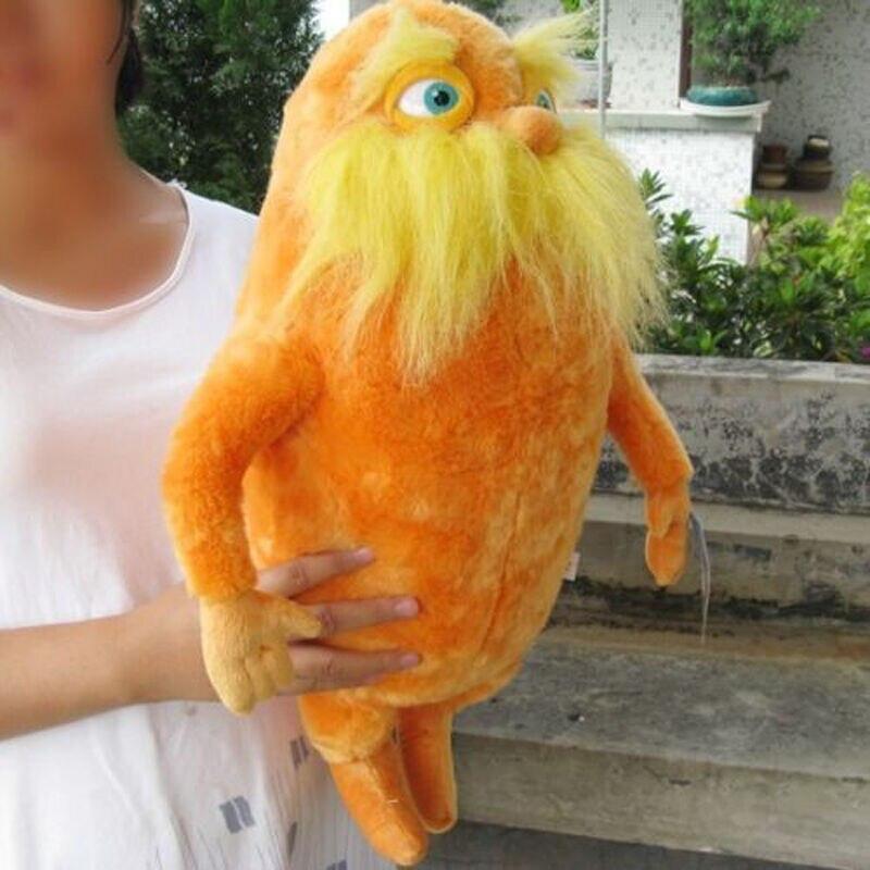 Lorax Bar-ba-loots Pipsqueak Stuffed Plush Toy Gift NEW