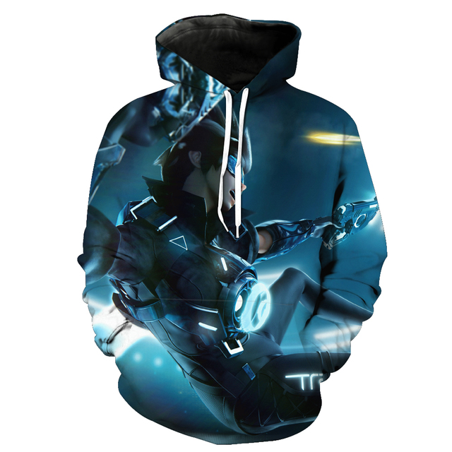 Fashion Men/women Hoodies With Cap Print Overwatch 3d Hooded Sweatshirts Hoody Tracksuit hooded Tracksuits Hoome Tops Unisex 1