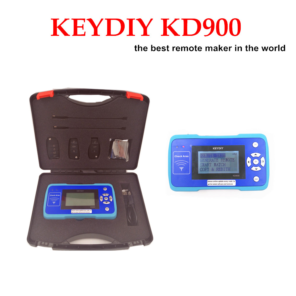 the Best Key Maker Tool KD900 for KD Remote Control Support More than 1000 Car Modles Can Update online 0