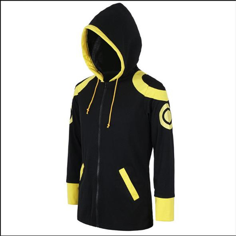 BOOCRE Game Cosplay Mystic Messenger Hoodies Jackets Daily Casual Clothes Unisex Adult Hooded Clothing