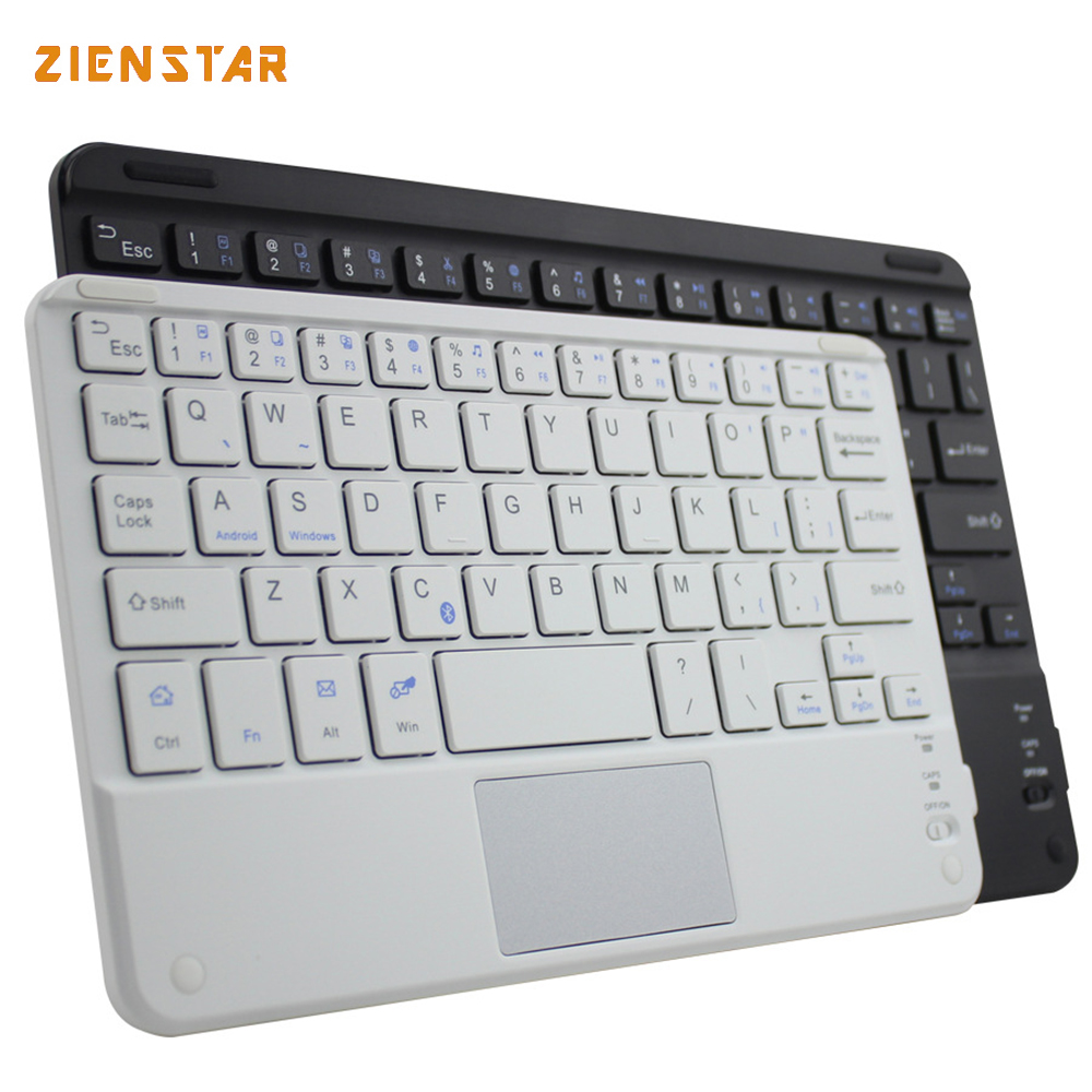Bluetooth Keyboard For Android Samsung Tablet: 7inch Universal Wireless Bluetooth Keyboard With Touchpad For Samsung Tab/ Microsoft/ Android