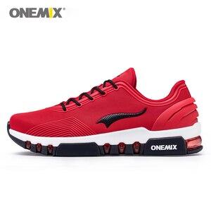 Image 3 - Yeni onemix kış koşu ayakkabıları erkekler için yürüyüş ayakkabısı açık ayakkabı kış ayakkabı koşu sneakers rahat koşu ayakkabıları