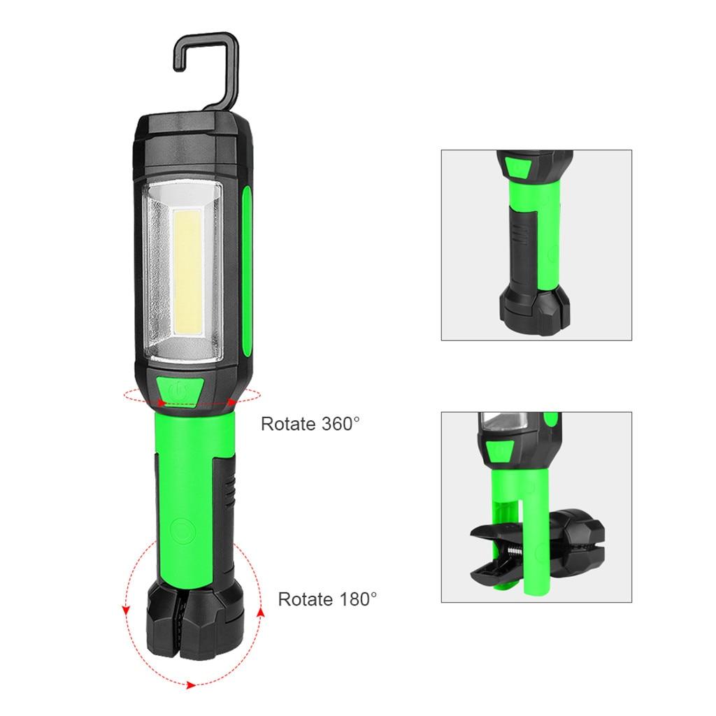 HTB1r1x2avWG3KVjSZPcq6zkbXXa6 - Flashlights Multifunction Portable COB Lamp Work Light Lamp Flashlight Torch Magnetic Hot Shock Resistant