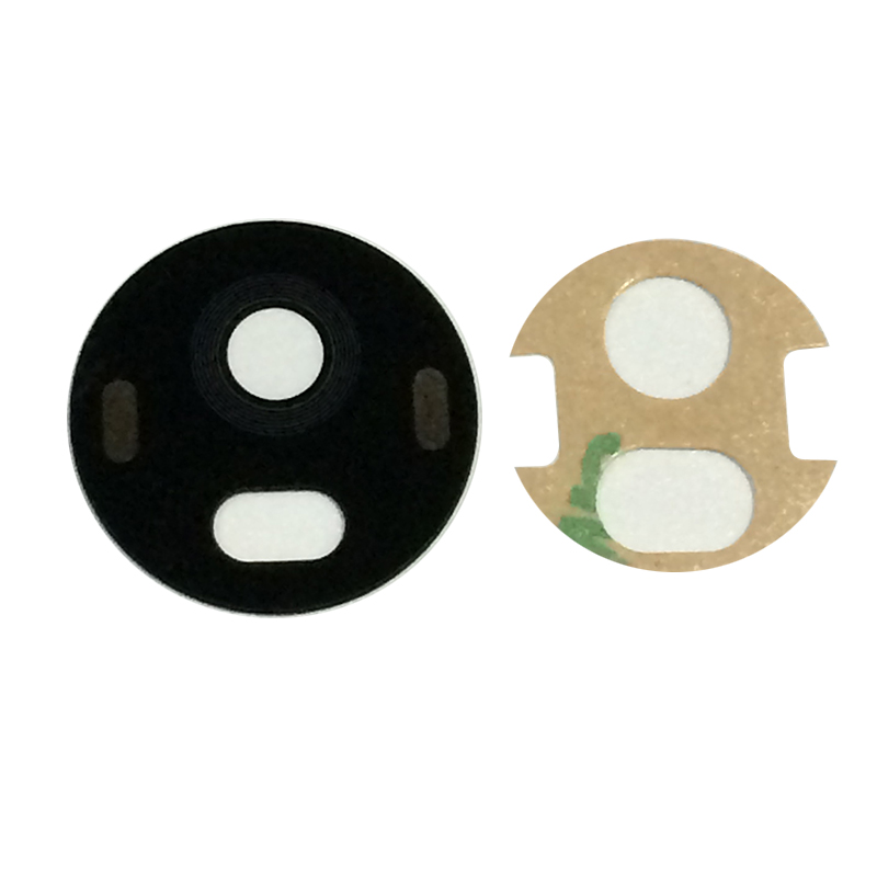 100Pcs lot For Motorola Moto G5 Plus New Back Rear Camera Glass Lens Cover with Adhesive