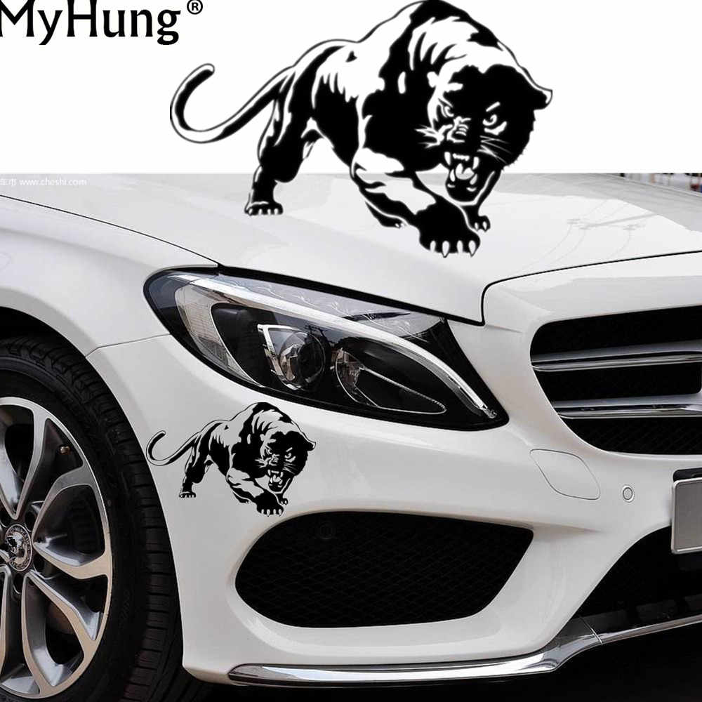 Detail feedback questions about car styling tiger car sticker cool decals vinyl waterproof stikers auto tuning styling window wall notebook laptop