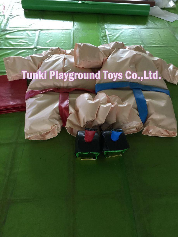 Jeux de sumo gonflables pour enfants