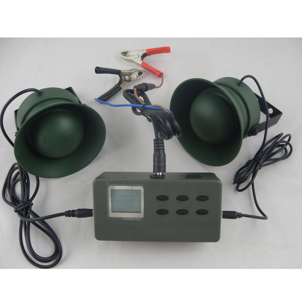 2016 New CP-390 Outdoor Hunting Birds Caller Hunting mp3 Player 35W Loud Speaker Decoy Built-in 110 Sounds 130dB Bird Sounds