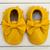 26 couro macio mocassins bebê sapatos primeiro Walkers criança antiderrapante infantil franja frete grátis