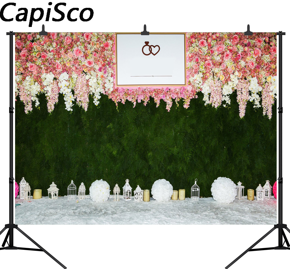 Background Flight Tracker Capisco Bridal Shower Large Wedding Floral Backdrop Pink Rose 3d Flowers Dessert Table Decoration Wister Photography Background Aromatic Flavor Consumer Electronics
