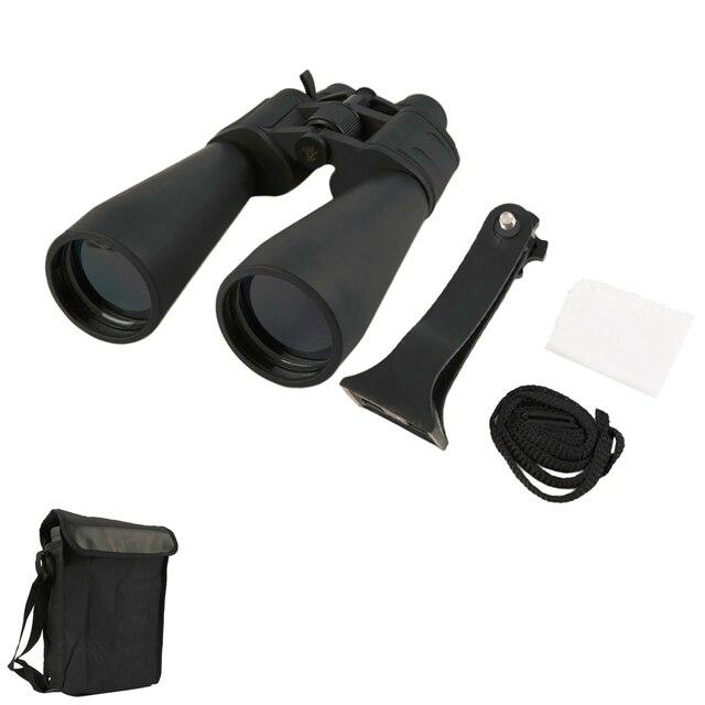 Профессиональный регулируемый 180x100 зум бинокль с подсветкой ночного видения Открытый Кемпинг охотничий аксессуар ToolDrop доставка