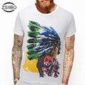 ZSIIBO TX82 2016 Nuevos Mens Del Verano Remata camisetas de Manga Corta camisa de Hombre, hombres de la Camiseta hombres de marca de moda de cuello redondo T camisa de los hombres