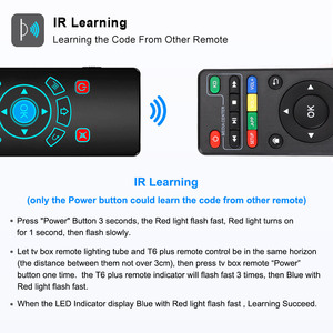 Image 4 - Voice Control Fly Air Mouse Gyro Sensing Game 2.4GHz Wireless keyboard Remote Control Microphone For Android Box X96Max X96mini