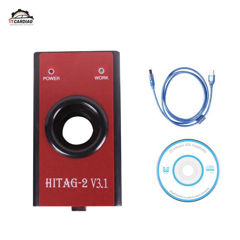 Car Styling HITAG2 V3.1 auto key programmer HiTag2 programmer hitag 2 HITAG-2 V3.1 Key Programmer