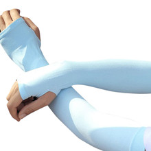 Cooling Arm Sleeves For Sun Protection