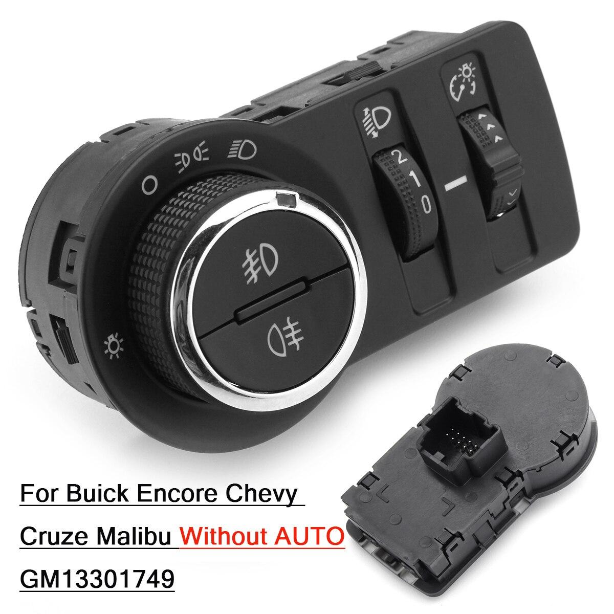 GM13301749 Auto Nebel Lampe Scheinwerfer Schalter Taste Ohne AUTO für Chevrolet Cruze J300 1,4 1,6 1,7 Chevy