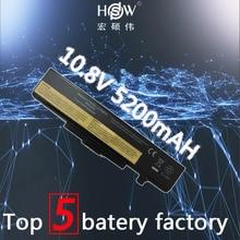 5200MAH Laptop Battery FOR LENOVO Y480 L11L6Y01 L11L6F01 L11L6R01 L11M6Y01 L11N6R01 L11N6Y01 L11P6R01 L11S6F01 batteria akku
