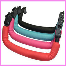 Universal Baby Stroller Accessories Armrest Handlebar for Baby Carriage Cart Pram Buggy Pushchair Bumper Bar
