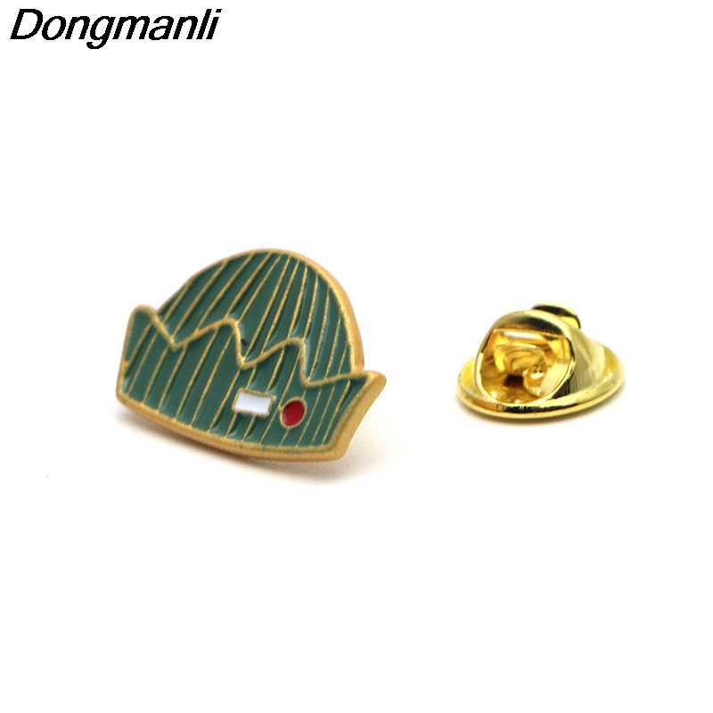 DMLSKY  20pcs/lot RIVERDALE cute Enamel Pin brooches Brooch badges Enamel pin denim blouse jewelry accessories M1766