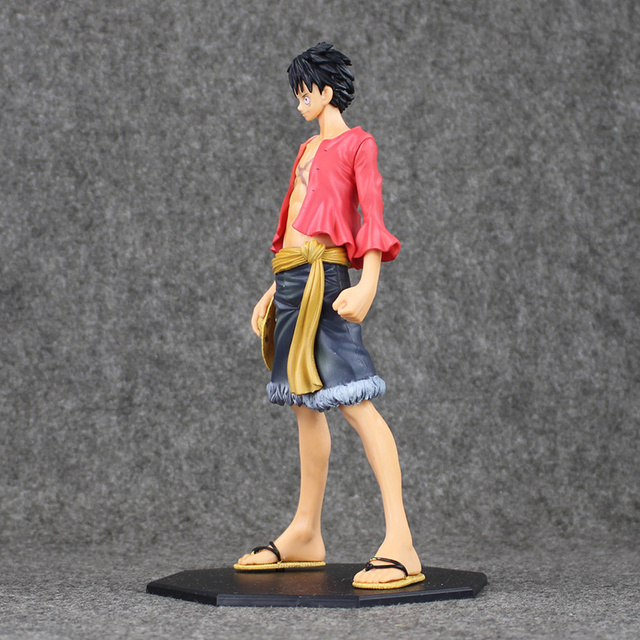 One Piece Monkey D Luffy Model Doll Figure Toy