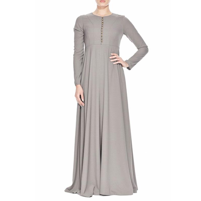 2015new Arrival Islamic Muslim Long Dress For Women Malaysia Abayas In Dubai Turkish Ladies
