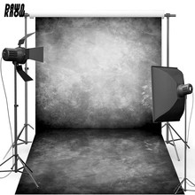 цены Free Shipping Vintage Concrete Dark Grey Wall Vinyl&Oxford Photography Background Backdrops backgrounds for photo studio 744