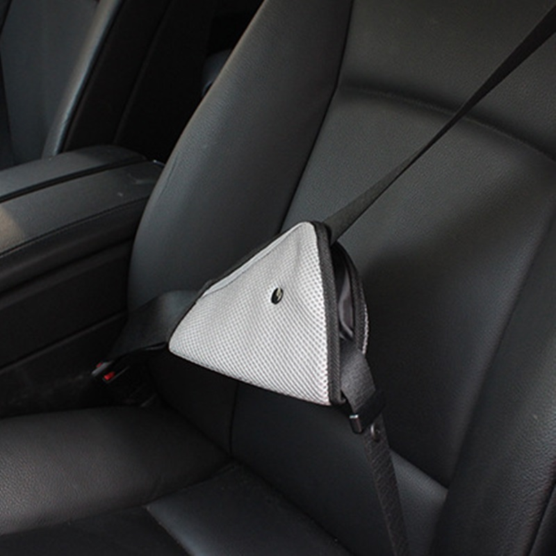 1Pcs Car Interior Styling Oxford fabric Children Baby Kids Car Safety Cover Strap Accessories Seat Belt Adjuster Wholesale
