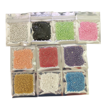 10g Small 5 five color beads Edible pearl SUGAR BALL fondant DIY cake baking Silicone Chocolate decoration sugar candy fimo clay small chocolate candy coating machine sugar coated pan