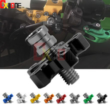 M10&M8*1.25 CNC Clutch Cable Wire Adjuster For Honda CB1000 Big One P-T CB125 CB250 CB400 CB-1NC27 CBR500RR CBR600F1-F5 CBR600RR мото cb 1 cb250 cb400