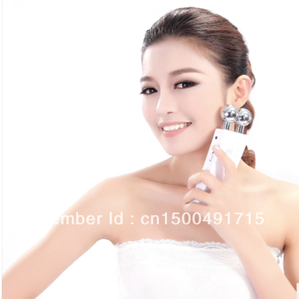 Free Shipping!!! Mechanical Vibration Massage Portable Facial Toning Device DS-022