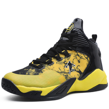 2019 spring fashion Men Basketball Shoes light Sports Sneakers High Top Breathable Outdoor Jordan