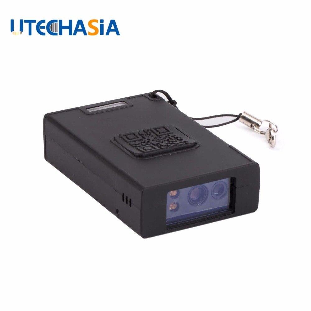 2D Draadloze Barcodescanner MS3392 CMOS Draagbare paspoortscanner - Office-elektronica