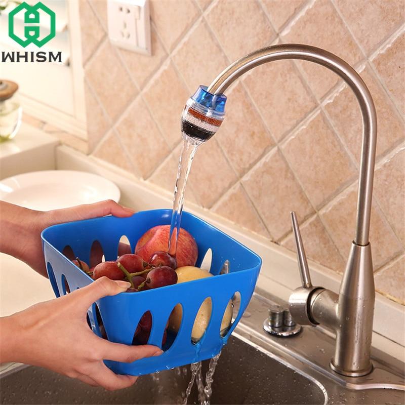 Devoto Whism 5,6*4,3 Cm Purificador De Agua Activado De Carbono Grifo De Cocina Purificador De Agua Cartucho Accesorios De Baño Aspecto Guapo