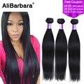 Brasileiro Cabelo Virgem Hetero 3 bundles # 1B Rosa produtos de cabelo Brazillian Cabelo Liso barato não transformados cabelo humano tece