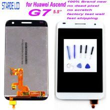 AAA+ for Huawei Ascend G7 LCD Display with Touch Screen Assembly Digitizer for Huawei G7 Display 5.5 inch Replacement+ Free Tool купить недорого в Москве