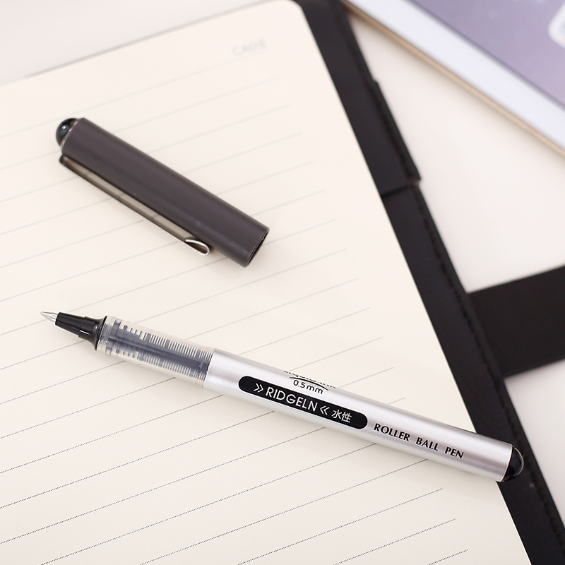 Deli Stationery Direct Liquid Type Neutral Pen 0 5mm Writing Smooth Office Supplies 12pcs In Gel Pens From School On