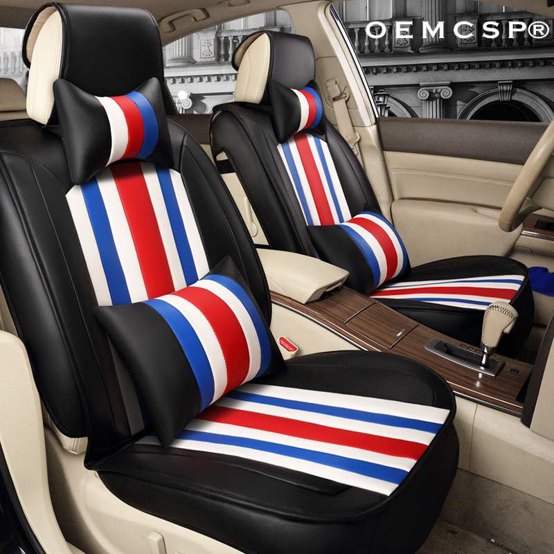 3PCS Luxury leather universal car <font><b>seat</b></font> <font><b>cover</b></font> for <font><b>MAZDA</b></font> 3 CX5 <font><b>Mazda</b></font> 6 CX7 323 <font><b>626</b></font> M2 cars cushion car accessories <font><b>seat</b></font> Protector image