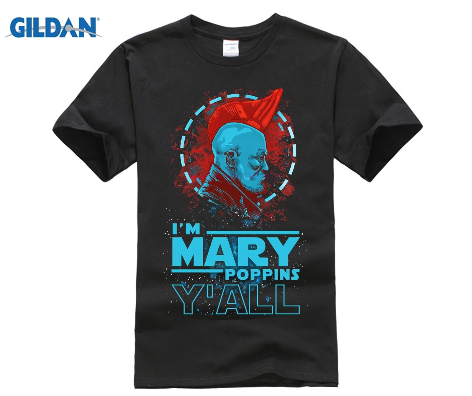 I'm Mary Poppins Y'all Yondu Guardian Of The Galaxy Shirts