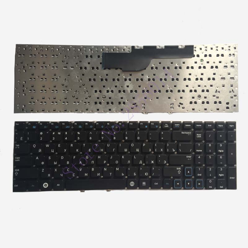 NEW Russian For samsung 300E5A 305E5A 300V5A 305V5A NP300 NP300E5A NP305E5A NP300V5A NP305V5A 300E5X RU laptop keyboard No Frame laptop keyboard for acer silver without frame czech cz sk v 121646ck2 cs aezqs300110