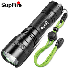SupFire M7 3W CREE-XPE LED Flashlight Waterproof IP67 Using AAA or 18650 Lithium Battery Rechargeable Led Pocket Lamp