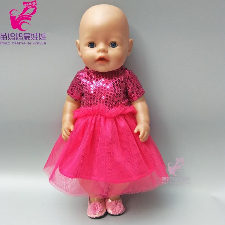 Se adapta a zapf baby born doll princesa muñeca zapatos también se - Muñecas y accesorios - foto 3